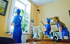 Уборка помещений во Владимире