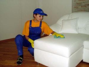 Чистка мебели на дому во Владимире