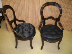 Реставрация стульев во Владимире
