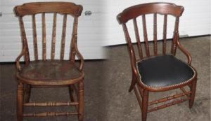 Перетяжка стульев на дому недорого во Владимире