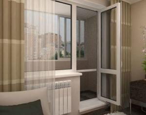 Вызов мастера по ремонту пластиковых дверей балкона