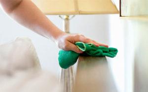 Уборка пыли в квартире и доме во Владимире