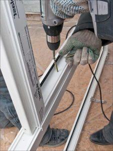 Восстановление геометрии окна недорого во Владимире