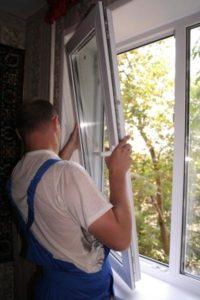 Замена створок пластиковых окон во Владимире