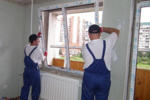 Установка пластиковых окон во Владимире